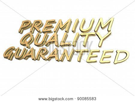 Three-dimensional Inscription Premium Quality Guaranteed