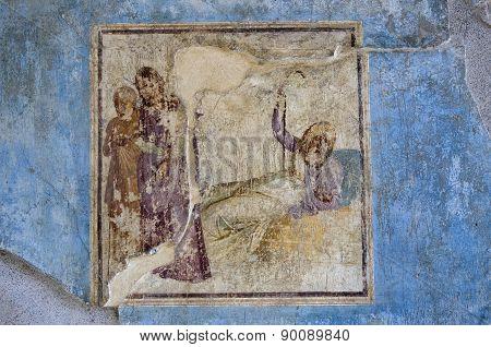 Fresco House, Pompeii