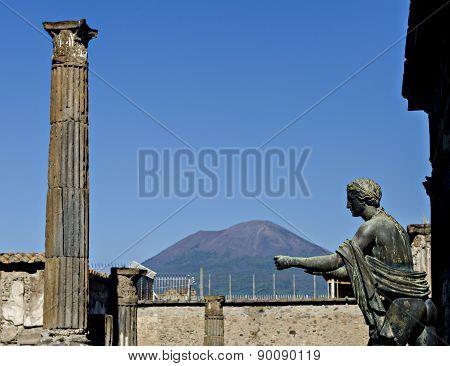 Apollo Temple, Pompeii