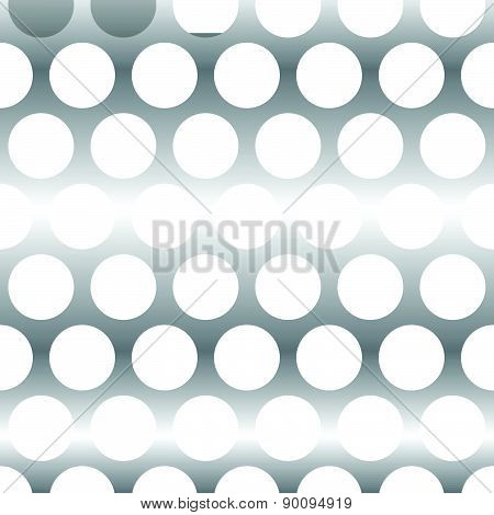 Abstract Wavy Grid, Mesh Of Curved Lines With Twisted, Spirally Effect. Artistic Black And White Ele