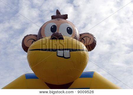 Inflatable Ape