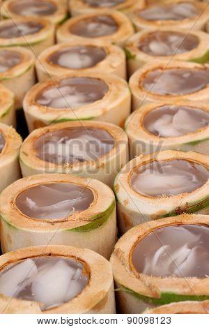 Coconut Agar Delicious , Asian Dessert