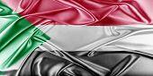 picture of sudan  - Sudan Flag - JPG