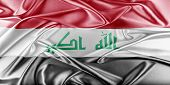 foto of iraq  - Iraq Flag - JPG