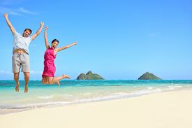 picture of beach holiday  - Hawaii beach Vacation - JPG