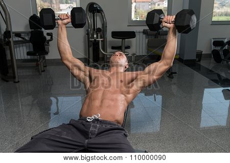 Dumbbells Exercise For Chest