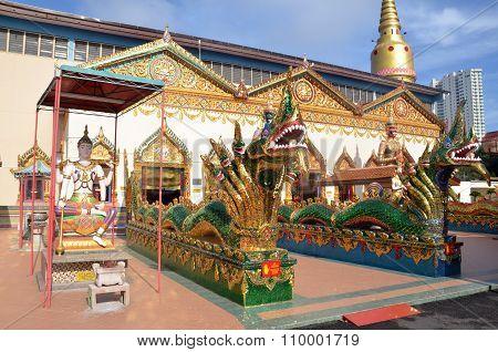 Wat Chaiya Mangalaram In Georgetown