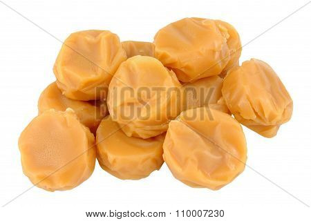 Toffee Caramel Candy