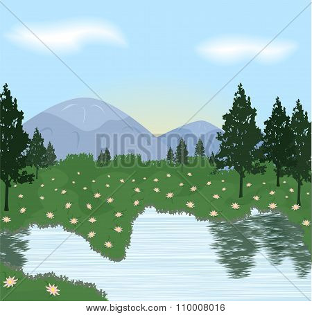 The Landscape Lake