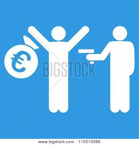 Euro Robbery Icon