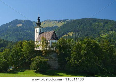Nikolaus Kirche, Golling an der Salzach