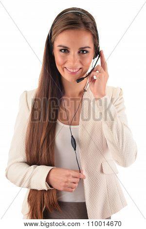 Call Center Operator. Customer Support. Helpdesk.
