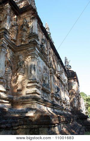 Thai Lanna Temple, Thailand