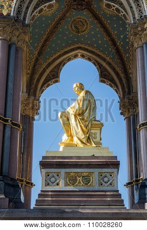 Albert Memorial In London
