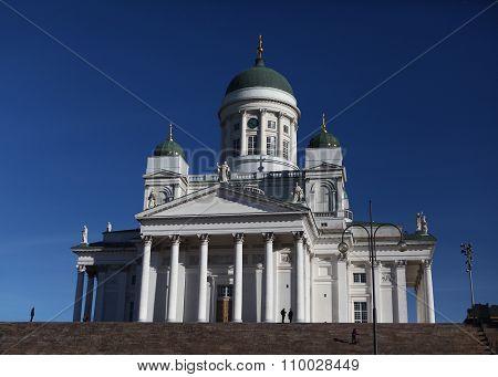 Helsinki Cathedral. Helsinki, Finland.