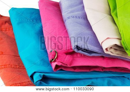 Colorful Trousers