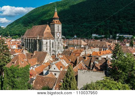 Brasov landmark - Black church