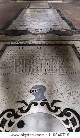 Basilica Of Santa Maria Novella, Florence, Italy