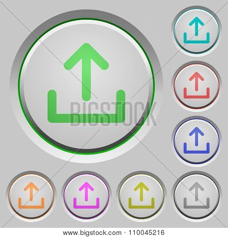 Upload Push Buttons