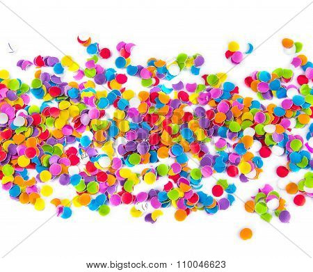 Colorful Confetti.