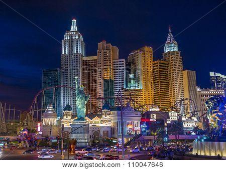 Las Vegas New York Hotel
