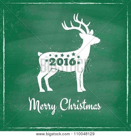Deer For Christmas