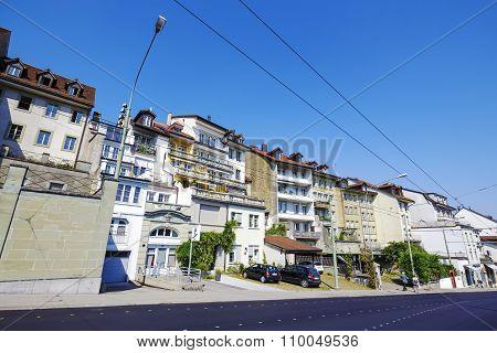 Urban Scene Of Architecture
