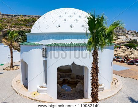 Kalithea Spa Rhodes Greece