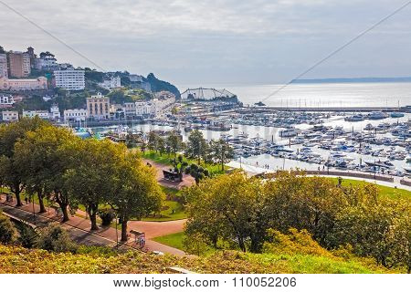 Royal Terrace Gardens Torquay