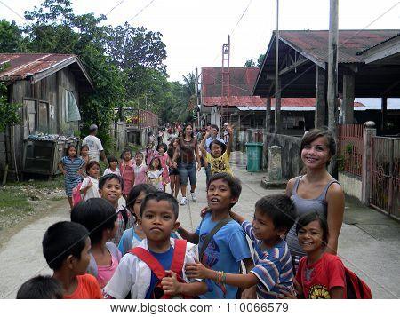 Children After School
