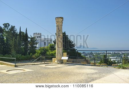 The High Column