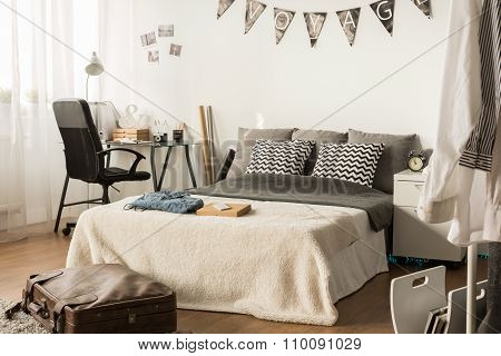 Comfortable Large Bed