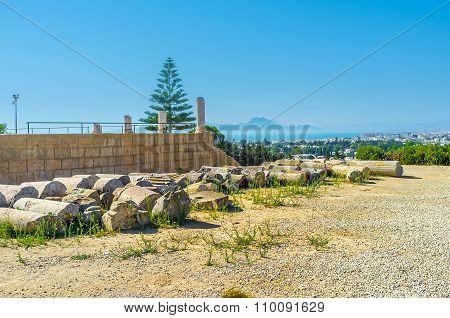 The Bursa Hill