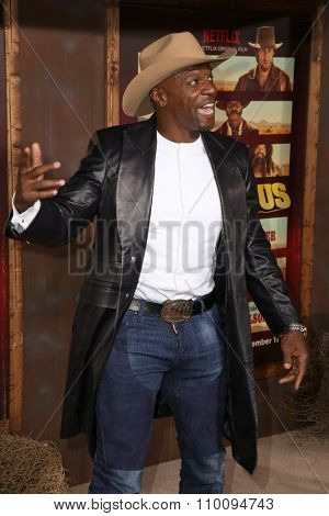 LOS ANGELES - NOV 30:  Terry Crews at the