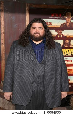 LOS ANGELES - NOV 30:  Jorge Garcia at the