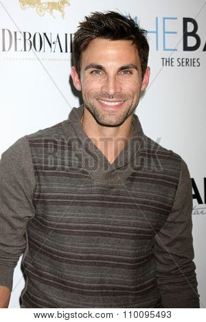 LOS ANGELES - NOV 30:  Erik Fellows at the Screening Of LANY Entertainment's