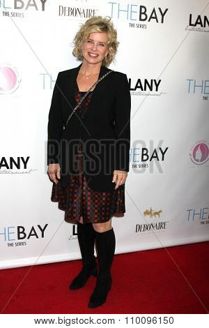 LOS ANGELES - NOV 30:  Mary Beth Evans at the Screening Of LANY Entertainment's