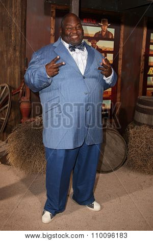 LOS ANGELES - NOV 30:  Lavell Crawford at the