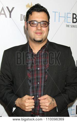 LOS ANGELES - NOV 30:  Gregori J. Martin at the Screening Of LANY Entertainment's