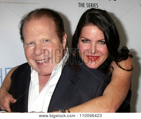 LOS ANGELES - NOV 30:  Bob Lorsch, Kira Reed Lorsch at the Screening Of LANY Entertainment's