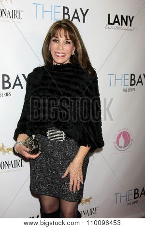 LOS ANGELES - NOV 30:  Kate Linder at the Screening Of LANY Entertainment's