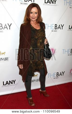 LOS ANGELES - NOV 30:  Jackie Zeman at the Screening Of LANY Entertainment's