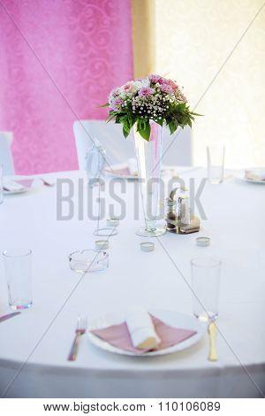 Beutiful Wedding Setting