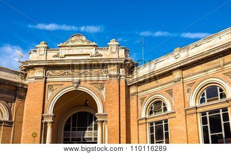Mercato Coperto, A Market In Ravenna - Italy