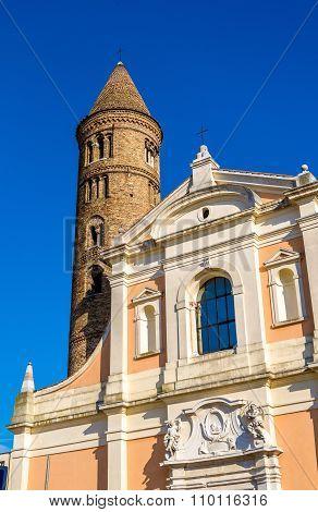 Basilica Of San Giovanni Battista In Ravenna - Italy