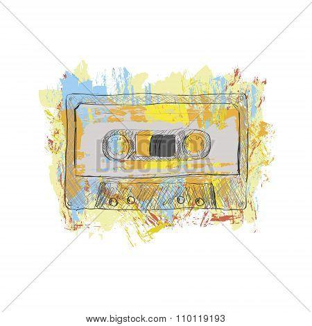 Stereo Tape Cassette