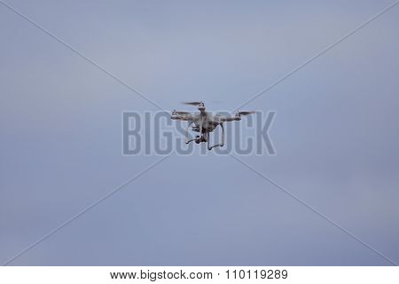 A Quad Copter Spy Drone