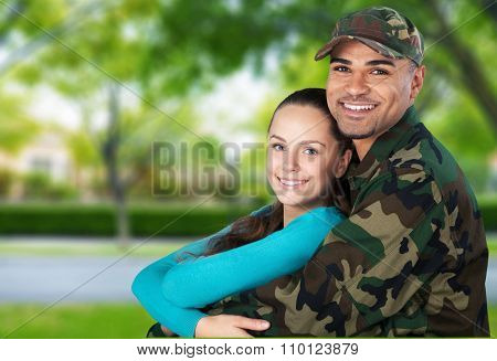 Military.