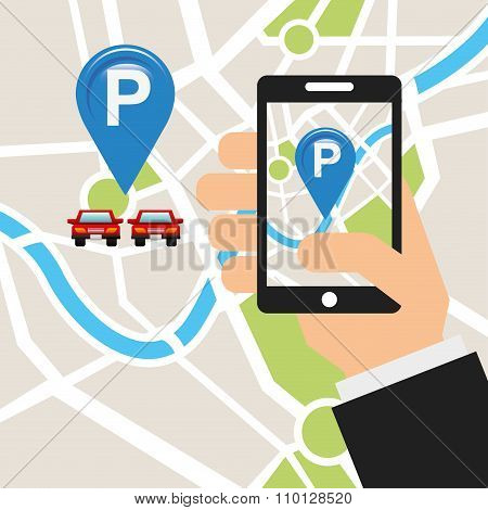 parking service design