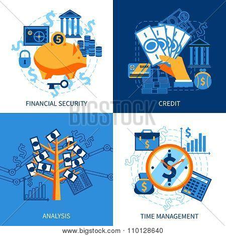 Finance Design Concept